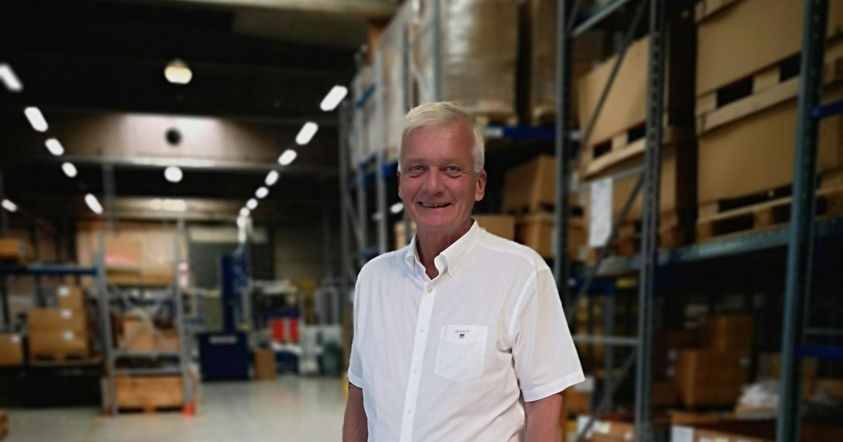 Robert Ringstad hos BEHA